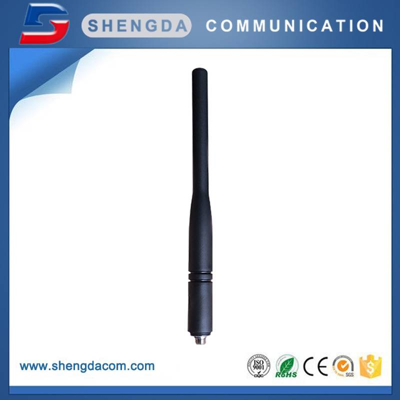 VHF 136-174MHz Handheld Antenna MOTO Connector 1.8dbi Antenna for communication