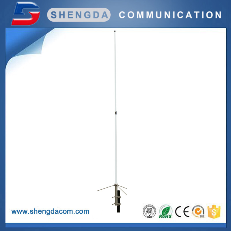 Outdoor high gain 6/8dBi 2.5m dual band fiberglass antenna X200