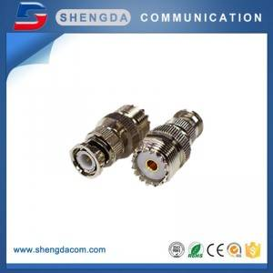 BNC-Male/UHF-Female