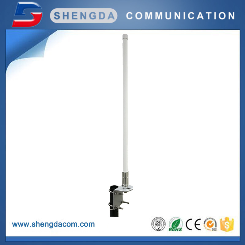 SD-BF60-915 – outdoor omni directional 915MHz fiberglass base station antenna