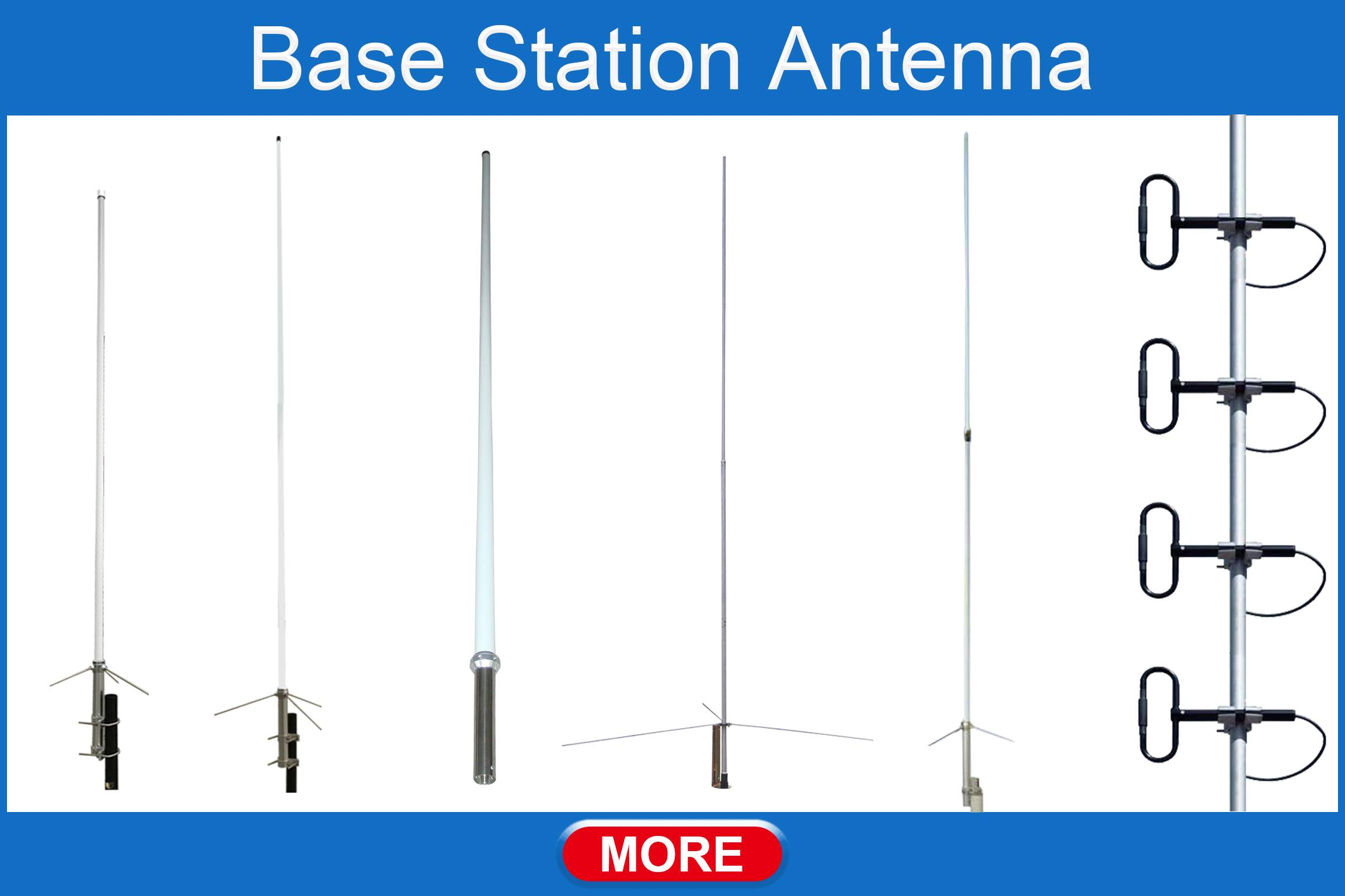 Statio base Antenas