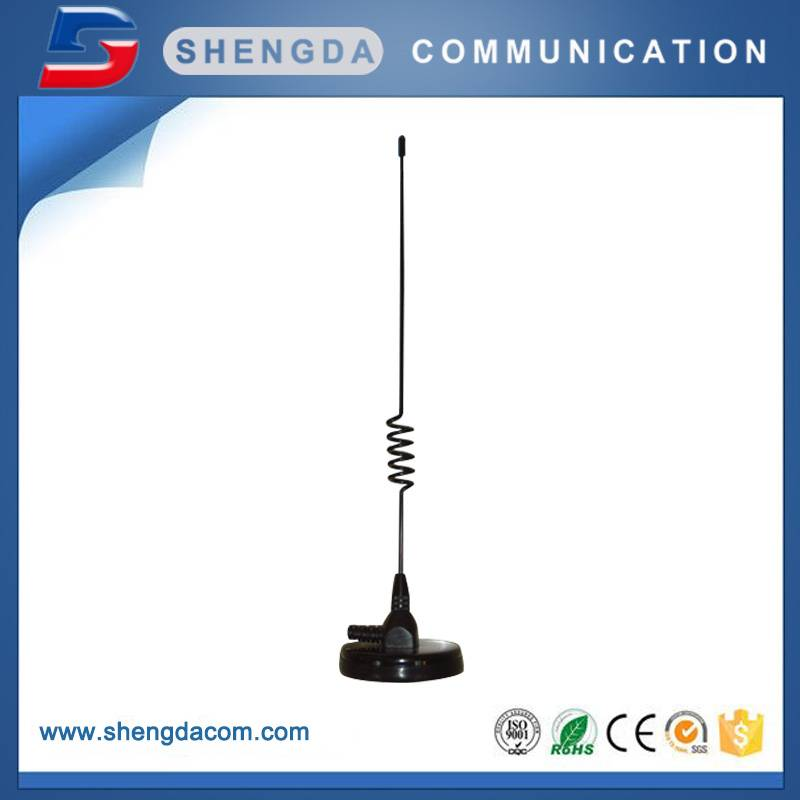 SD-MR77S – 144/430MHz Car Radio Antenna, MR-77 VHF/UHF dual band Magnetic Base Mobile Antenna with RG174 cable