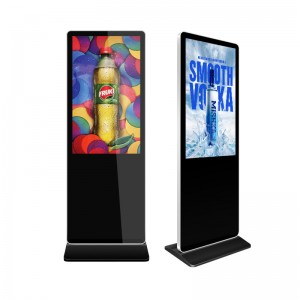 Indoor Commercial Grade Touch Screen for Digital Signage Advertising Display