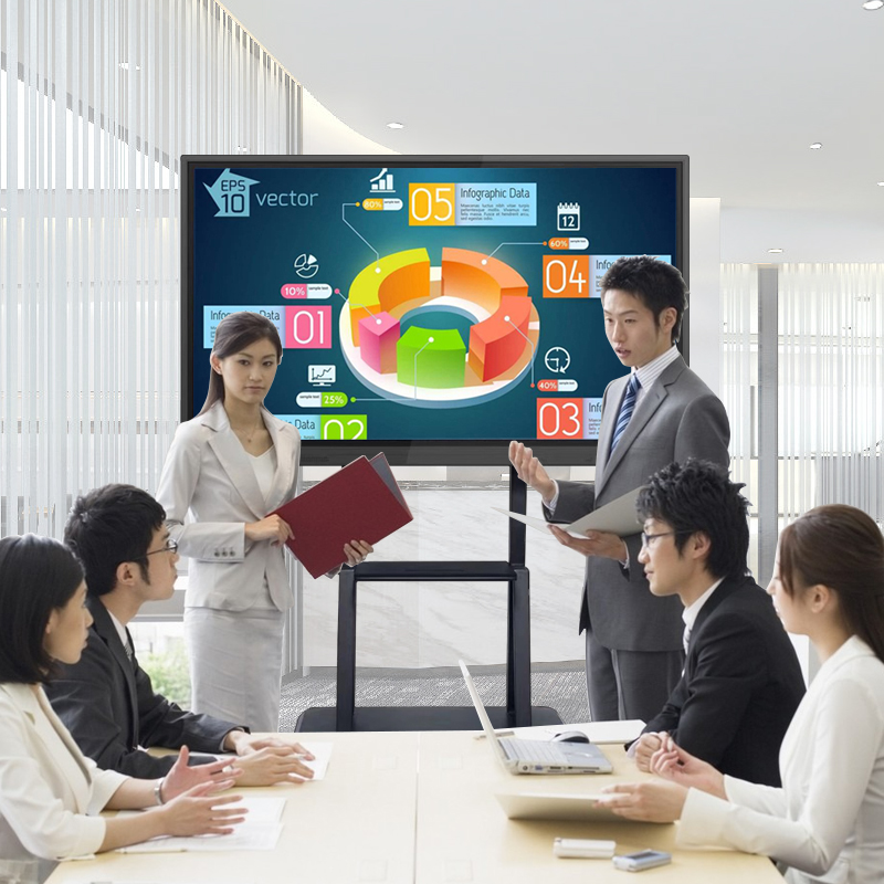2020 interactive smart touch led display panels for education Featured Image