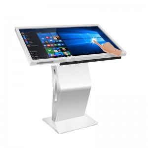 touchscreen electronic kiosk, lcd advertising display digital kiosk information kiosk touch screen