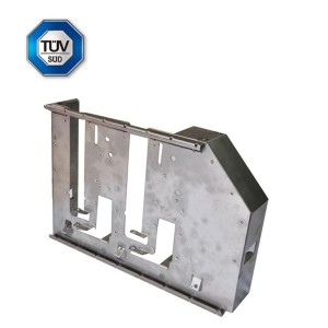 Free sample Customized Drawing Metal folding Parts Fabricated Metal Fabrication