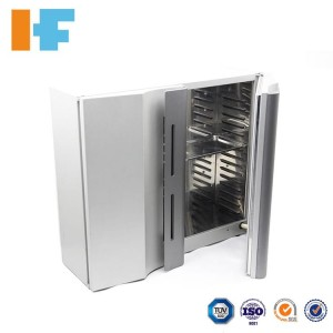 Free sample High Precision Welding Spare Part Outside Electric Cabinet Box Fabrication