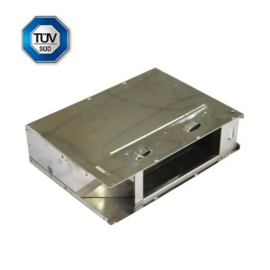 Free sample Stainless Steel Box Works Products Made Of Sheet Metal