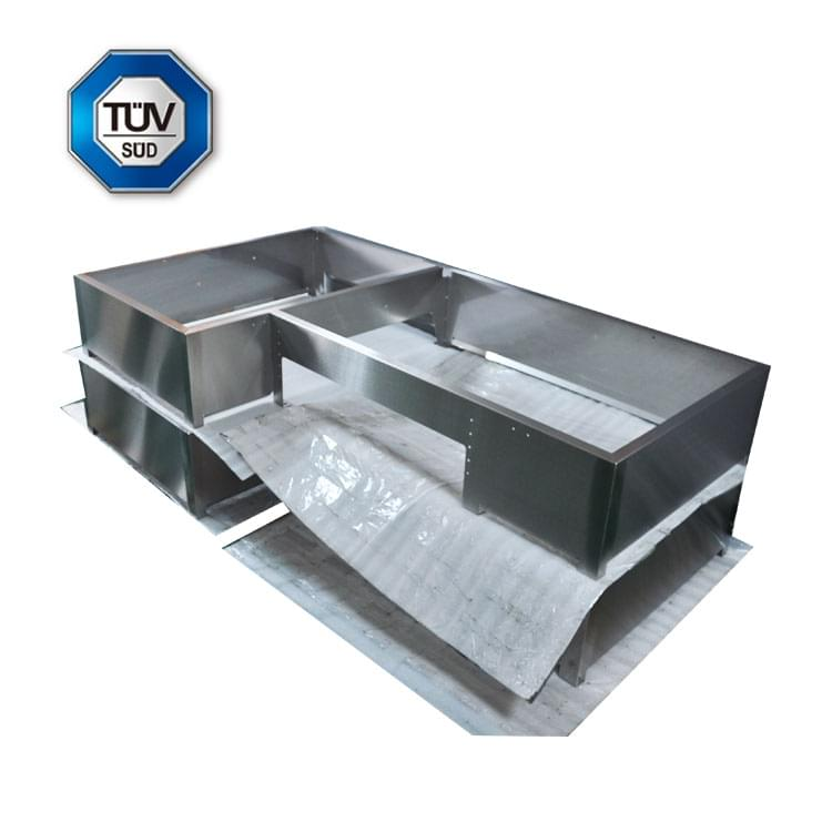 High precisoin bending work fabrication Stainless Steel welding Sheet Metal welding Featured Image