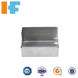 Free sample low price custom sheet metal part metal box sheet metal parts