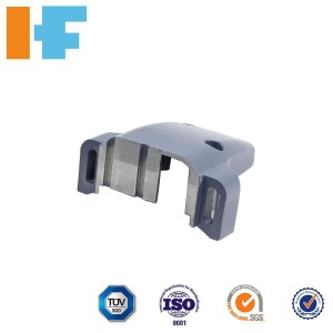 high quality free sample metal case process ADC 12 die casting parts