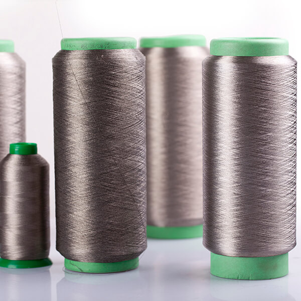 Silver Fiber Conductive Yarn Featured Image