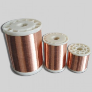 Bare Copper Monofilament