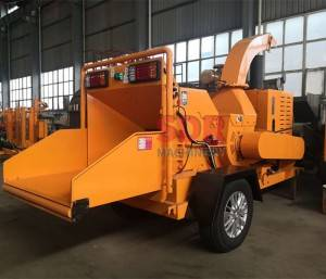 China Supplier Wood Chipper Machine For Sale -