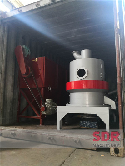 One set of vertical wood powder grinder is delivering to Bangalore,India