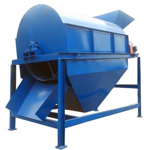 Wholesale Sawdust Pelletizing Machine For Wood – Rotary Screener – Shindery
