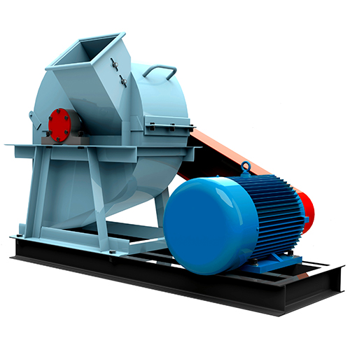 Factory making Industrial Tree Chipper -