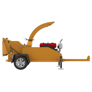 Factory Price For Wood Chipper Shredder -