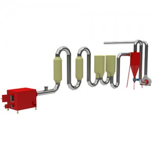 Manufacturer for Industrial Tree Shredder -
