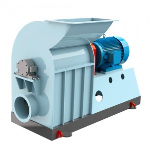 Factory Cheap Hot Electric Chipper Shredder -