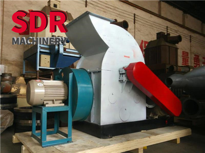 One Set Of Hammer Crusher Was Exported To Saudi Arabia