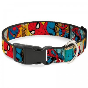 MARVEL COMICS CAI COLLAR BREAKAWAY- SPIDER-MAN COMIC STRIP