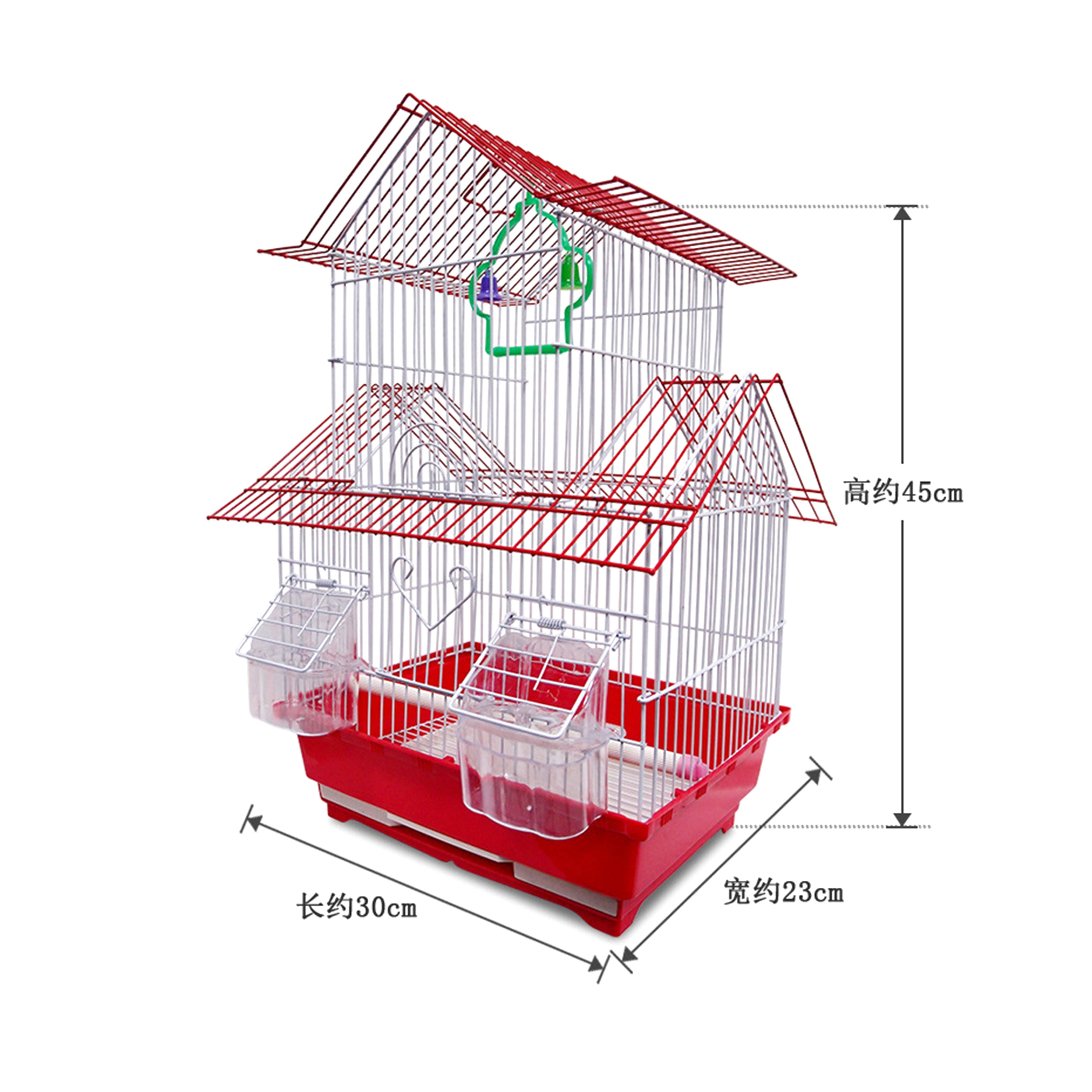 Large wholesale iron bird cage for sale bird cages parrot Featured Image