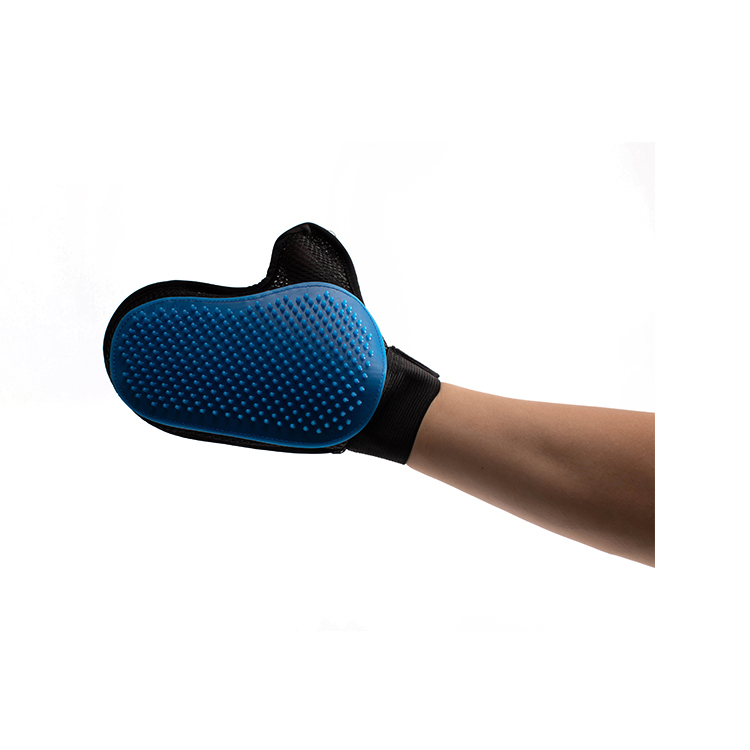 Factory wholesale Cat Grooming Brush - Pet Cleaning Tool Dog Grooming Brush Glove For Remove Dog Hair – J & E