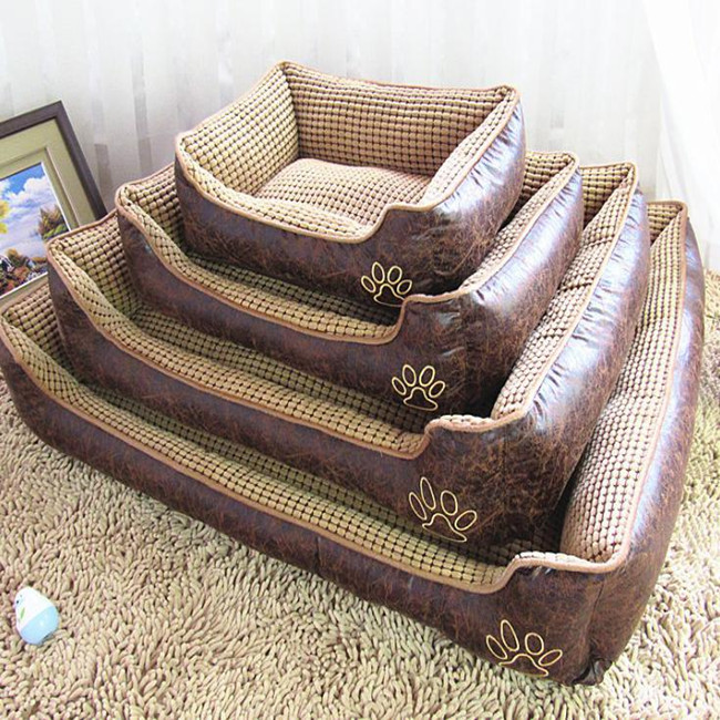 Summer Pet Dog Bed luxury
