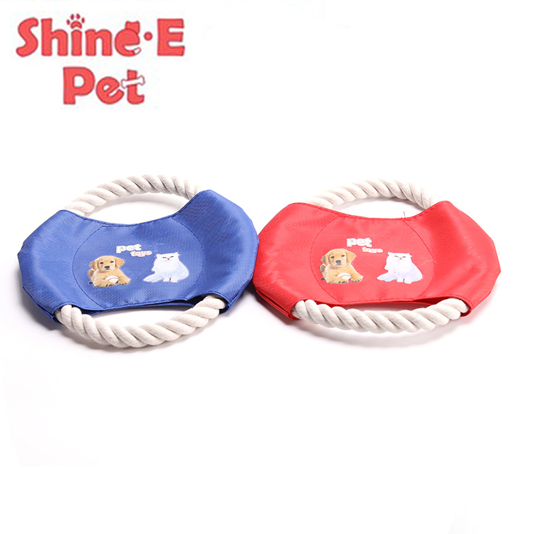 Good User Reputation for Cat Toy Feather - New Products Interactive Dog Toys custom Flying Disc Rope Dog – J & E