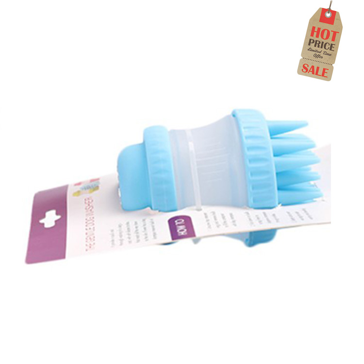 PriceList for Grooming Pet Brush - Factory Wholesale Pet Dog Foot Feet Paw Wash Cleaning Claw Care – J & E
