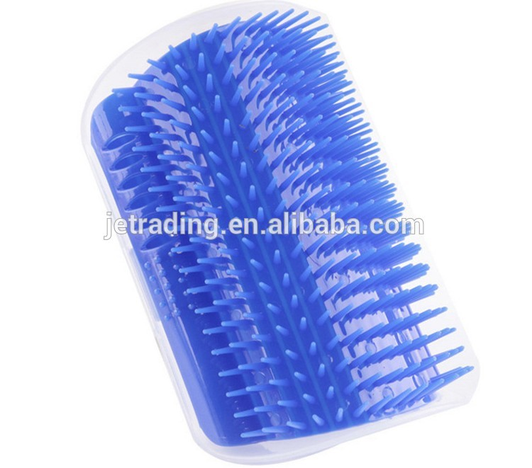 PriceList for Grooming Pet Brush - Plastic Master Brush Grooming Tool For Cats Massage – J & E