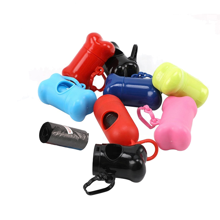 Plastic Pet Clean Tool dog bags waste
