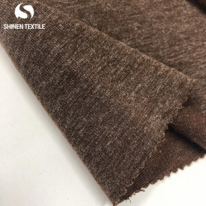 One of Hottest for PU Suede Fabric -