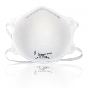 SS9001-1-FFP1 Disposable Partiklar Respirator