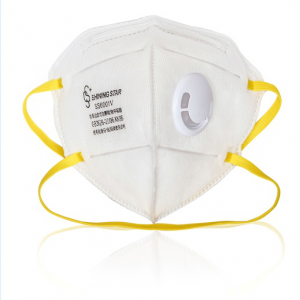 Well-designed N95 Particulate Mask -