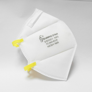SS6001-N95 Disposable Particulate Respirator