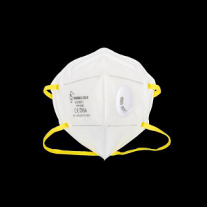 SS6001V-FFP2 Disposable Partiklar Respirator