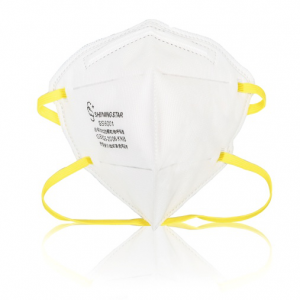 2019 Good Quality N95 Disposable Mask Without Valve -