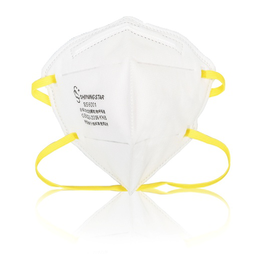OEM/ODM China N95 Flat Fold Shape With Valve -