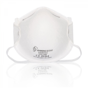2019 High quality Ce En149 Flat Fold Shape Mask -