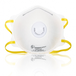 SS9001V-FFP2 Disposable Partiklar Respirator