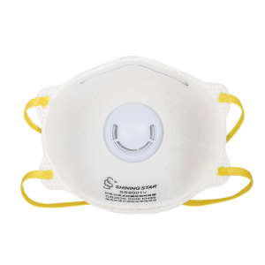 Factory Supply N95 Cup Particulate Respirator -