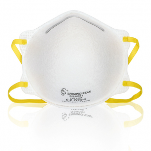 SS9001-FFP2 Disposable Partiklar Respirator