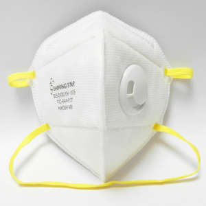 SS6001V-N95 Disposable Partiklar Respirator