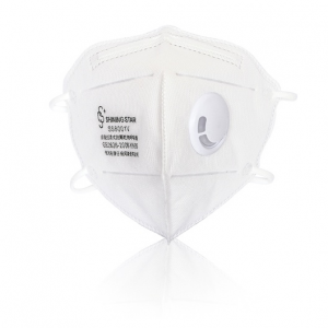2019 China New Design N95 Cone Shape With Valve -