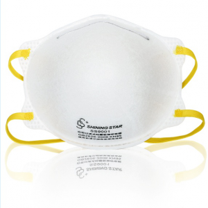 2019 High quality N95 Flat Fold Shape Mask -