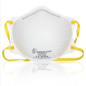 SS9002-FFP2 Disposable Partiklar Respirator