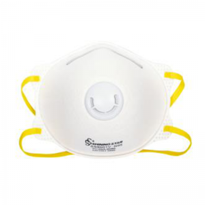 SS9001V-N95 Disposable Partiklar Respirator