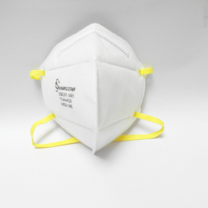 SS6001-N95 Disposable Partiklar Respirator